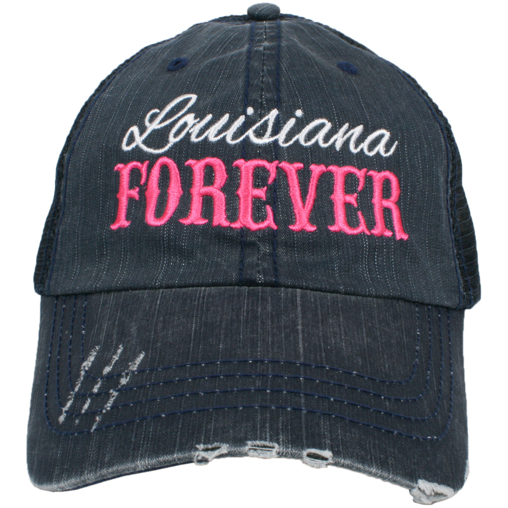 Katydid Louisiana Forever Wholesale Trucker Hats