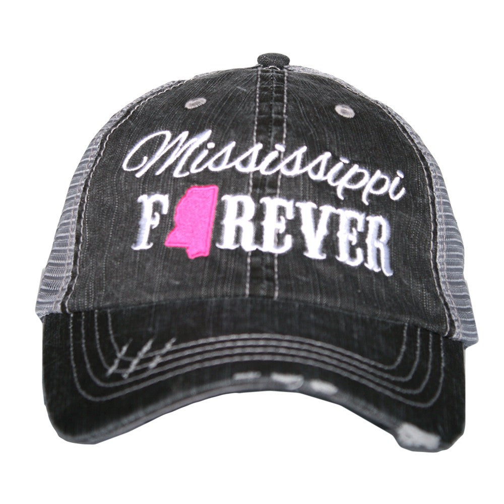 Katydid Mississippi Forever Wholesale Trucker Hats