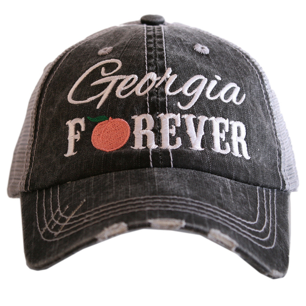 Georgia Forever Wholesale Women's Trucker Hat