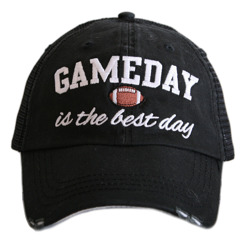 Katydid Gameday (FOOTBALL) Is The Best Day Wholesale Trucker Hats