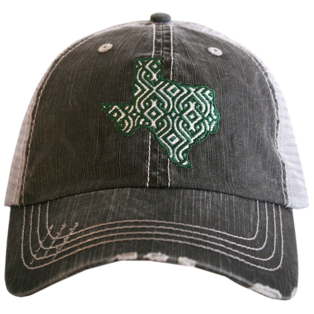 Katydid Texas Ikat Wholesale Trucker Hats