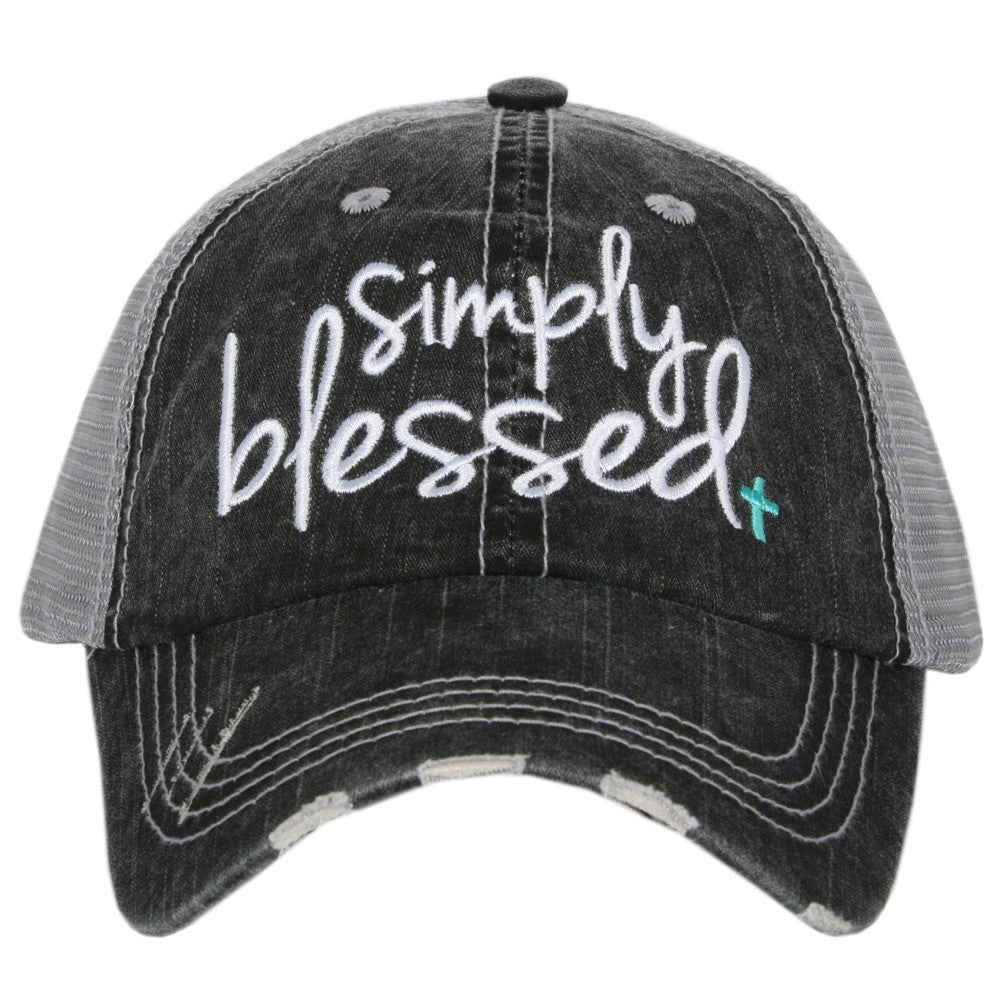 Simply Blessed Wholesale Trucker Hats