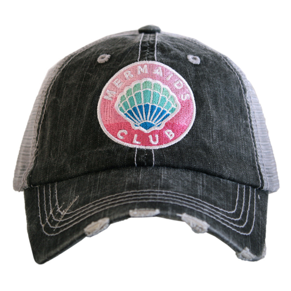 Mermaids Club Wholesale Trucker Hats