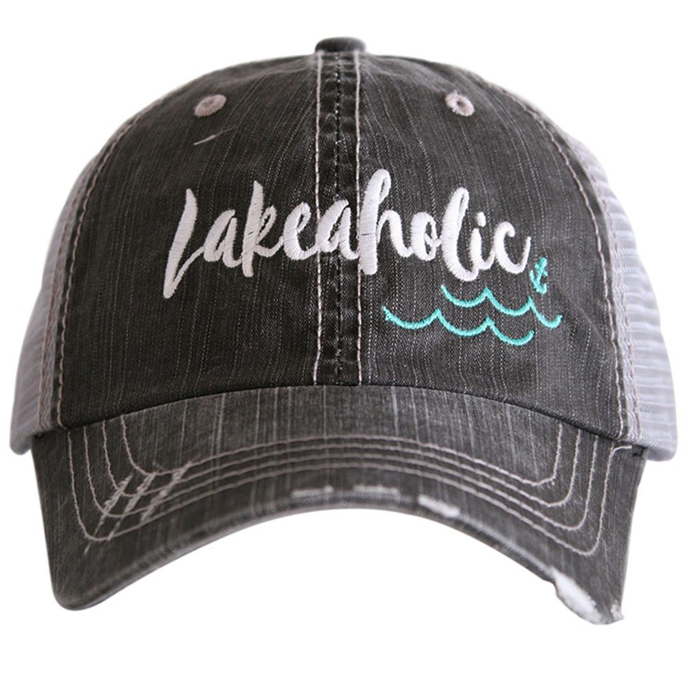 Katydid Lakeaholic Wholesale Trucker Hats