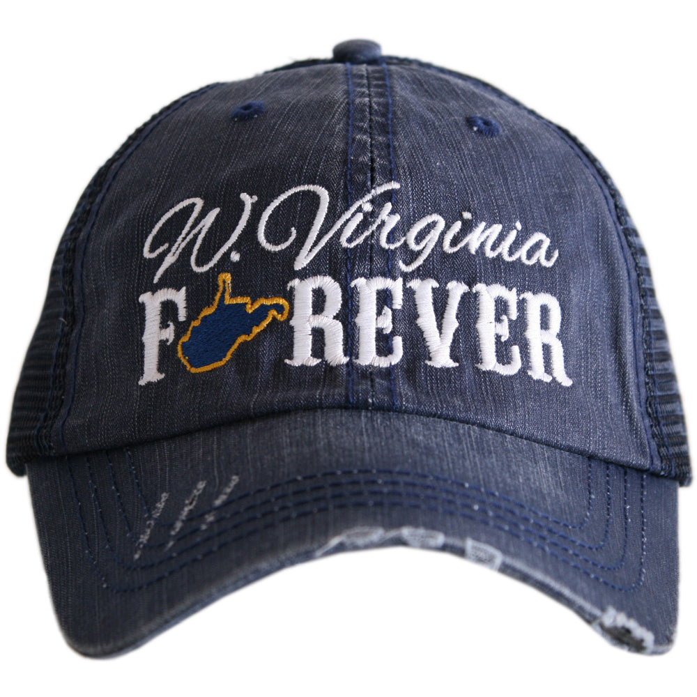 Katydid W. Virginia Forever Wholesale Trucker Hats