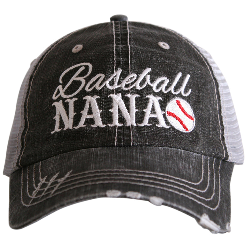 Katydid Baseball Nana Wholesale Trucker Hats