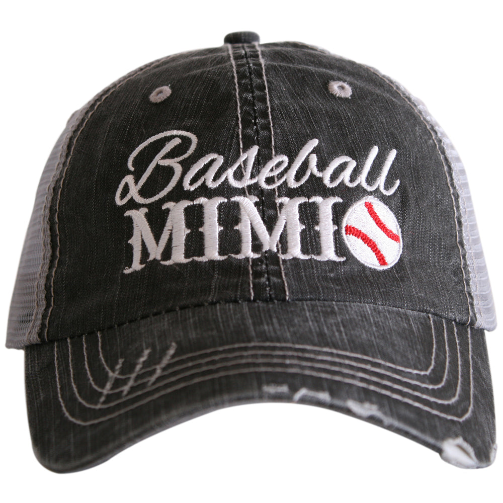 Katydid Baseball Mimi Wholesale Trucker Hats