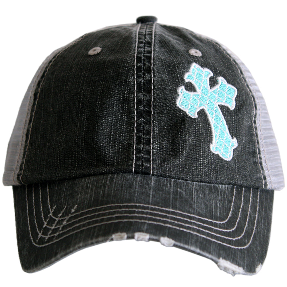 Katydid Moroccan Side Cross Wholesale Trucker Hats