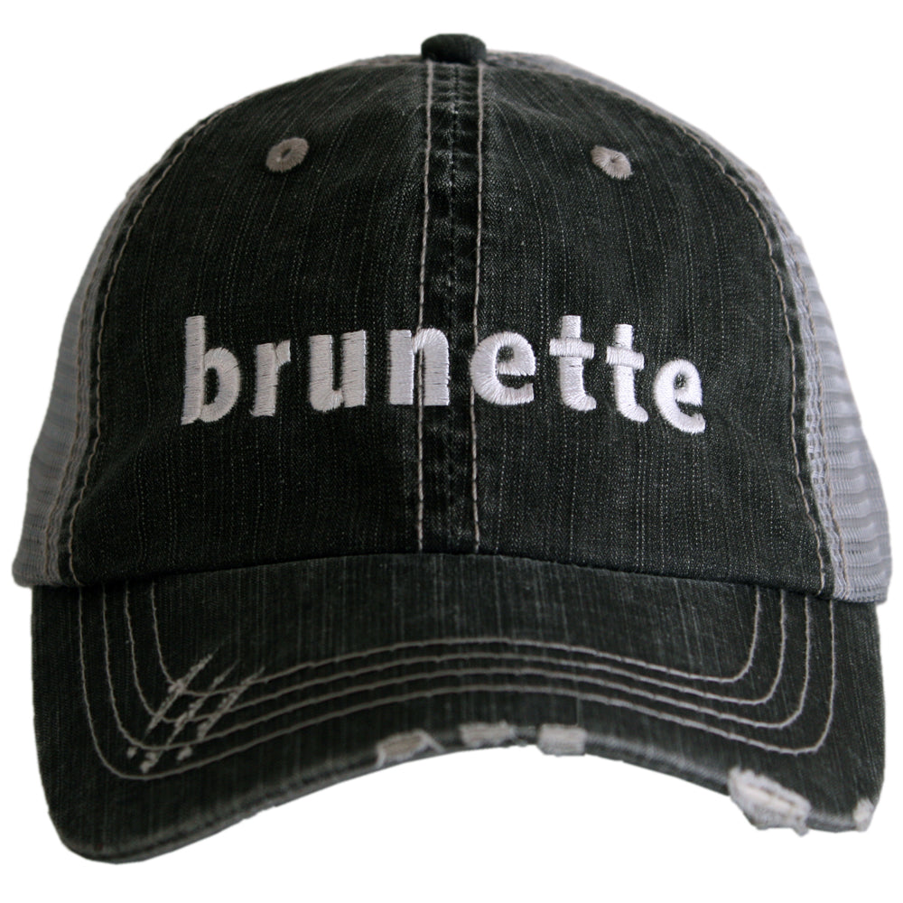 Katydid Brunette Wholesale Trucker Hats