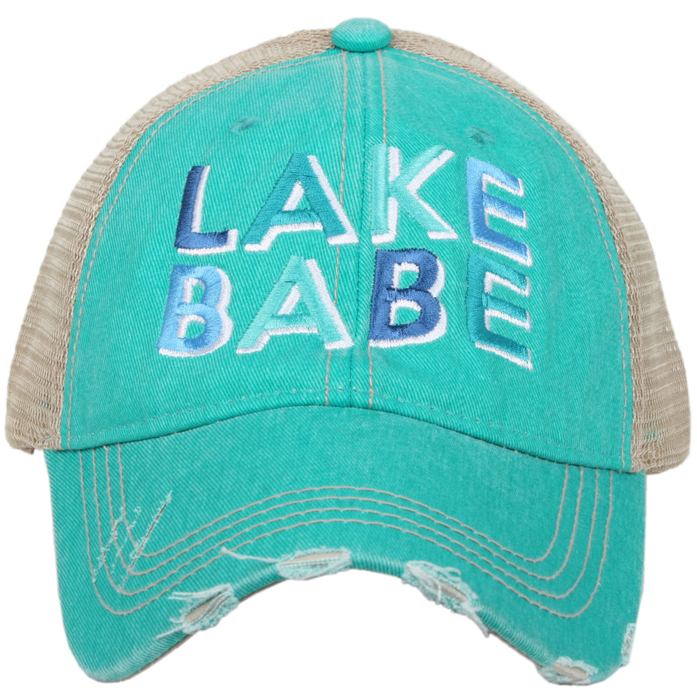 Katydid Lake Babe Wholesale Trucker Hats