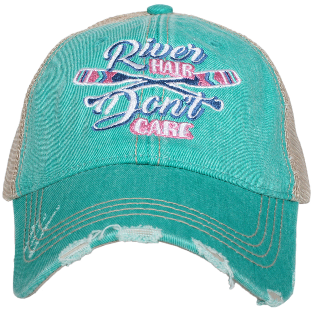 Katydid River Hair Don't Care Wholesale Trucker Hats