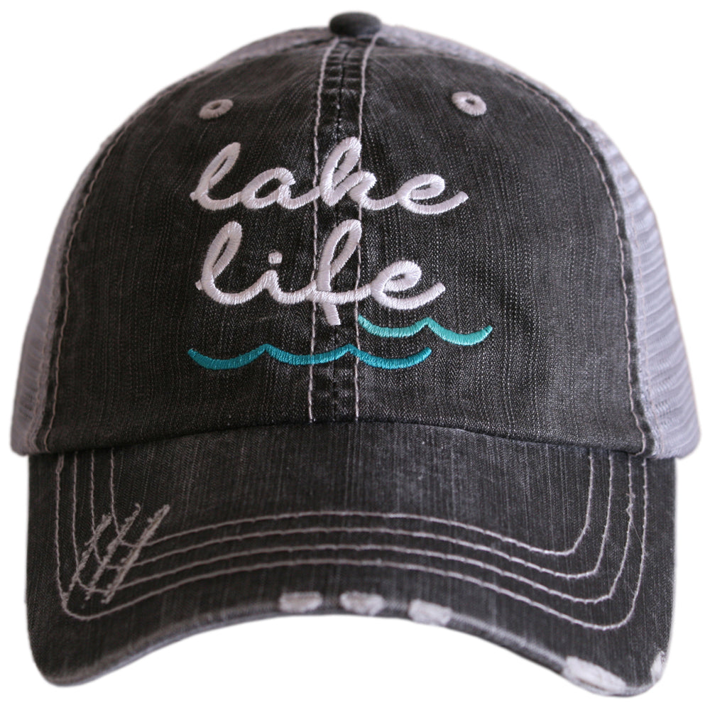 Katydid Lake Life (NEW WAVES) Wholesale Trucker Hats
