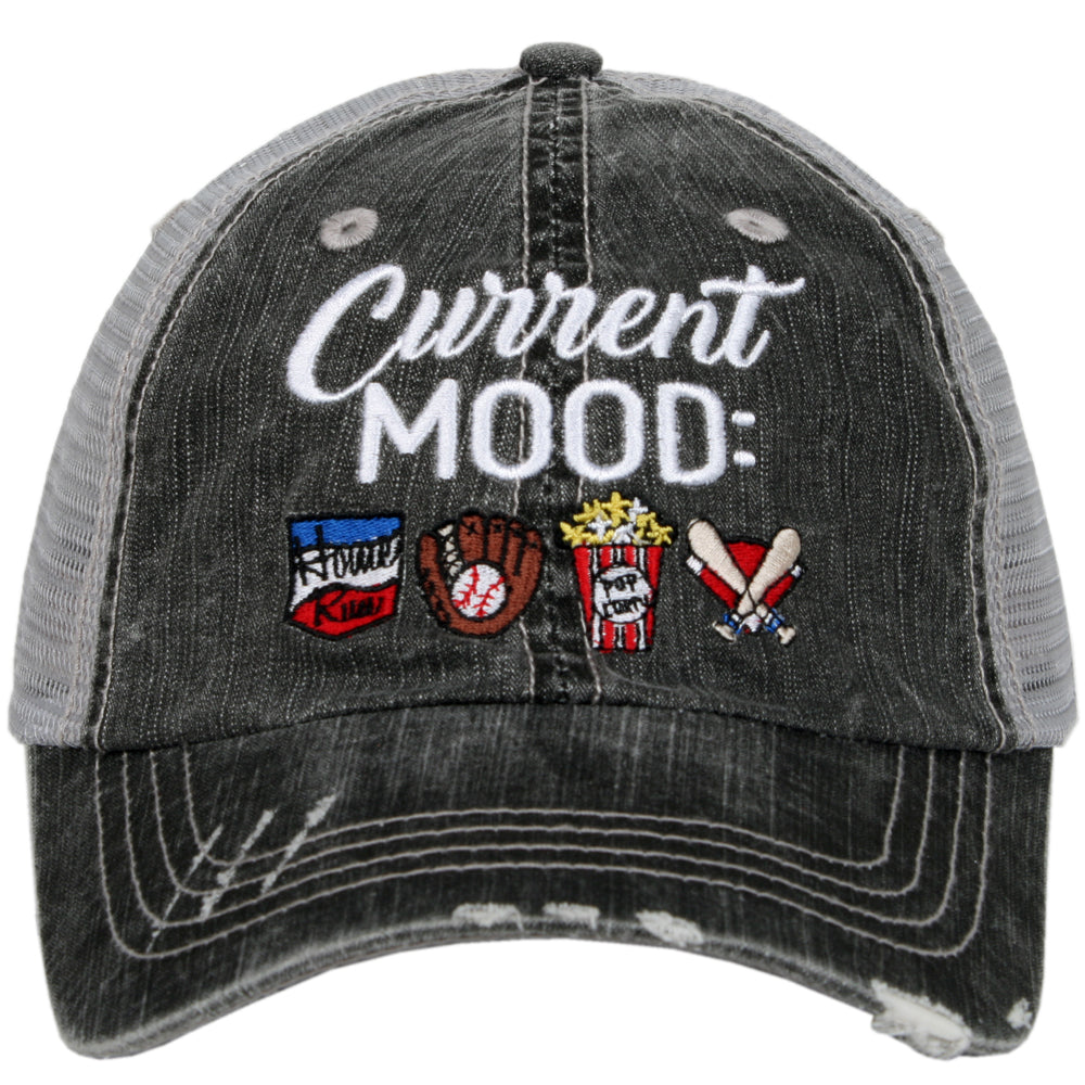 Katydid Current Mood: Baseball Wholesale Trucker Hats