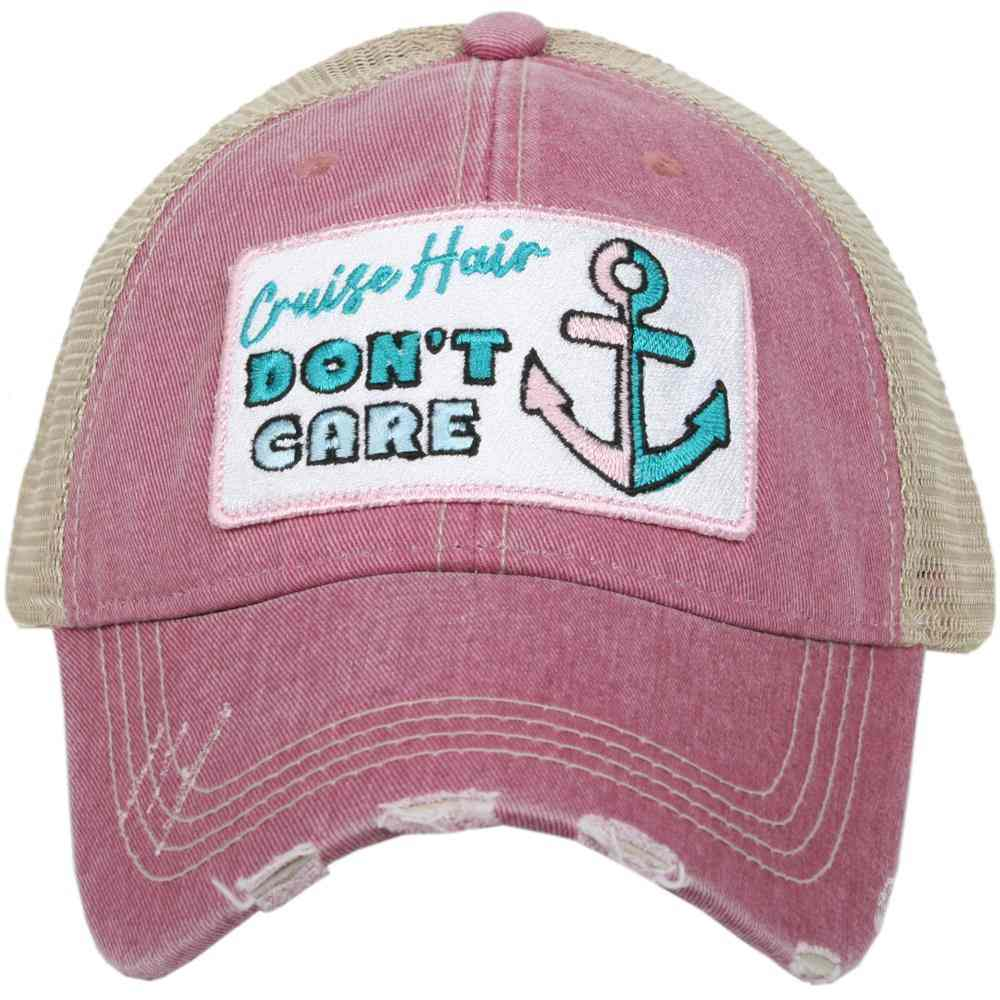 CRUISE HAIR DONT CARE HAT