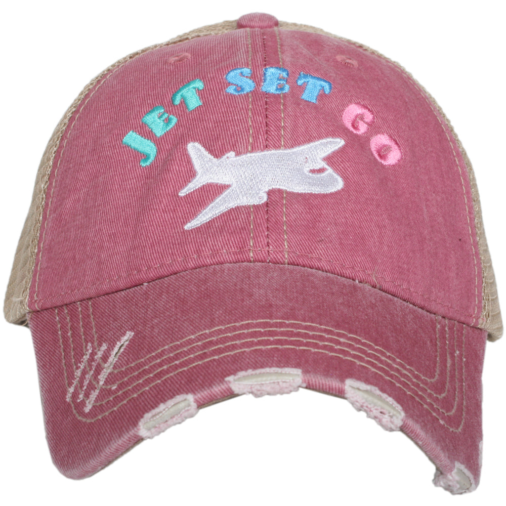 Katydid Jet Set Go Wholesale Trucker Hats