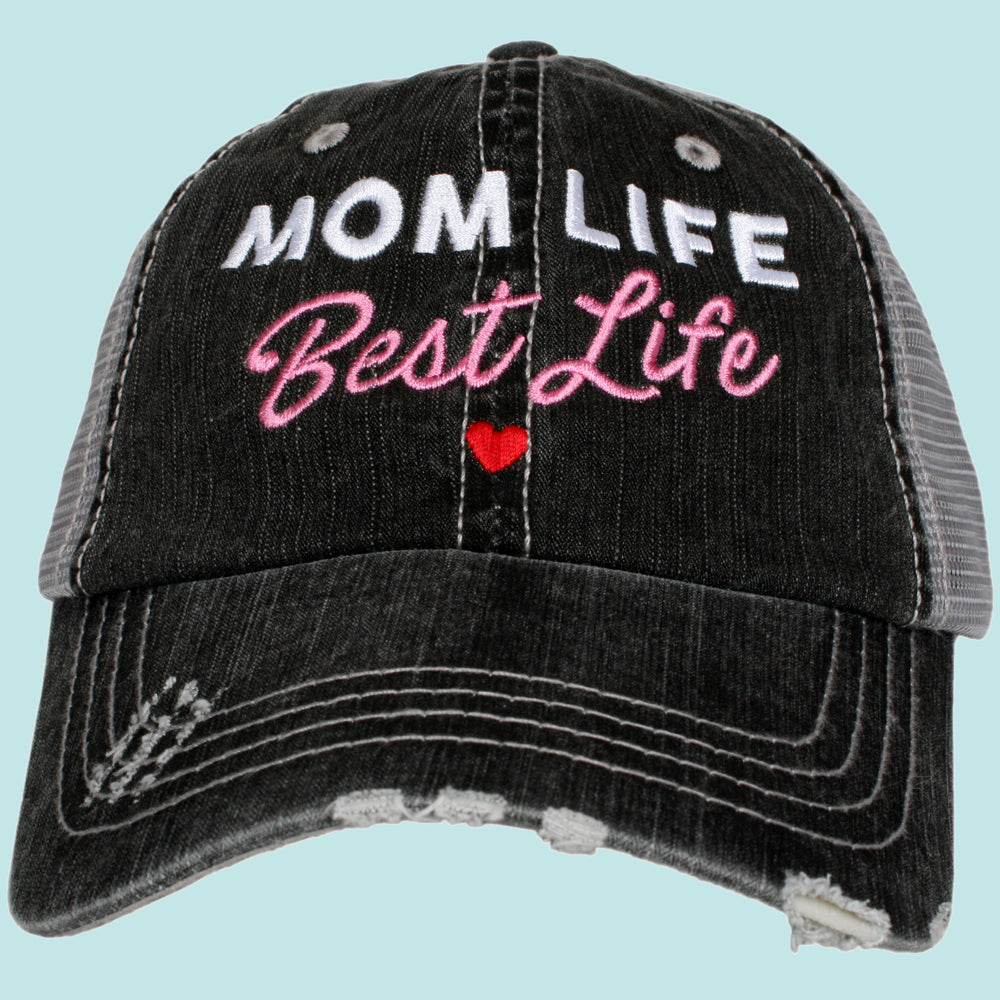 Mom Life Best Life (NEW) Wholesale Trucker Hats