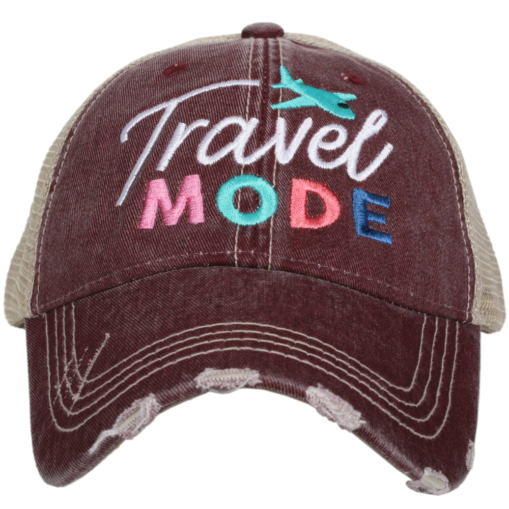 Katydid Travel Mode Wholesale Trucker Hats