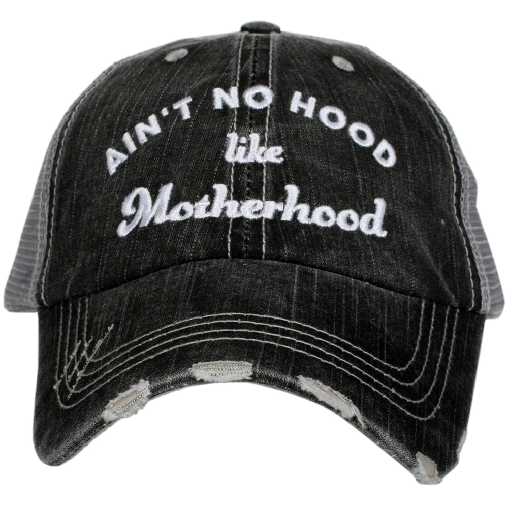 Katydid Ain't No Hood like Motherhood Wholesale Trucker Hats
