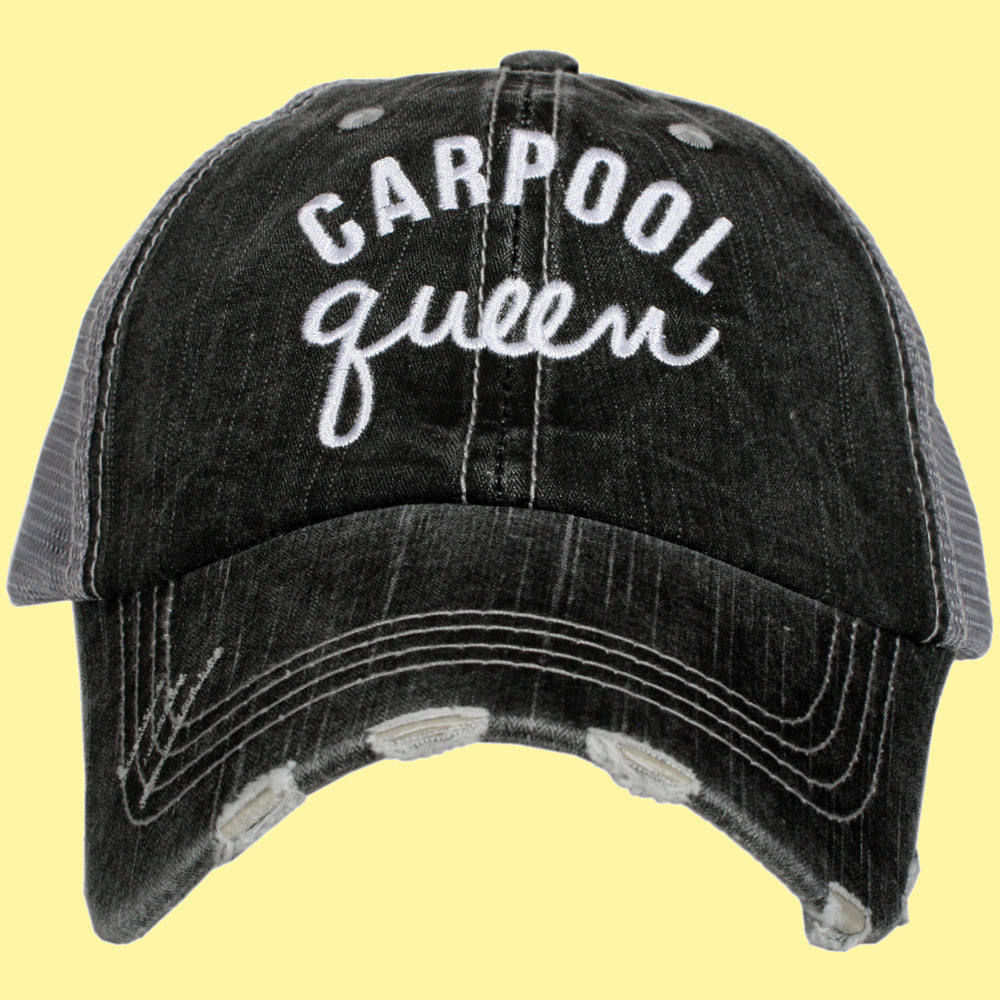 Carpool Queen Wholesale Trucker Hats