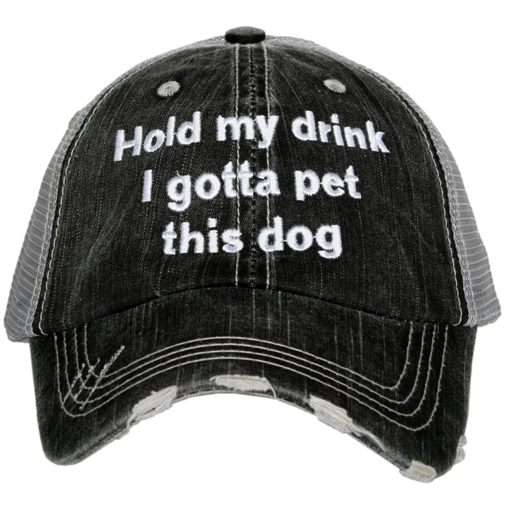 Gotta Pet Dog Hat