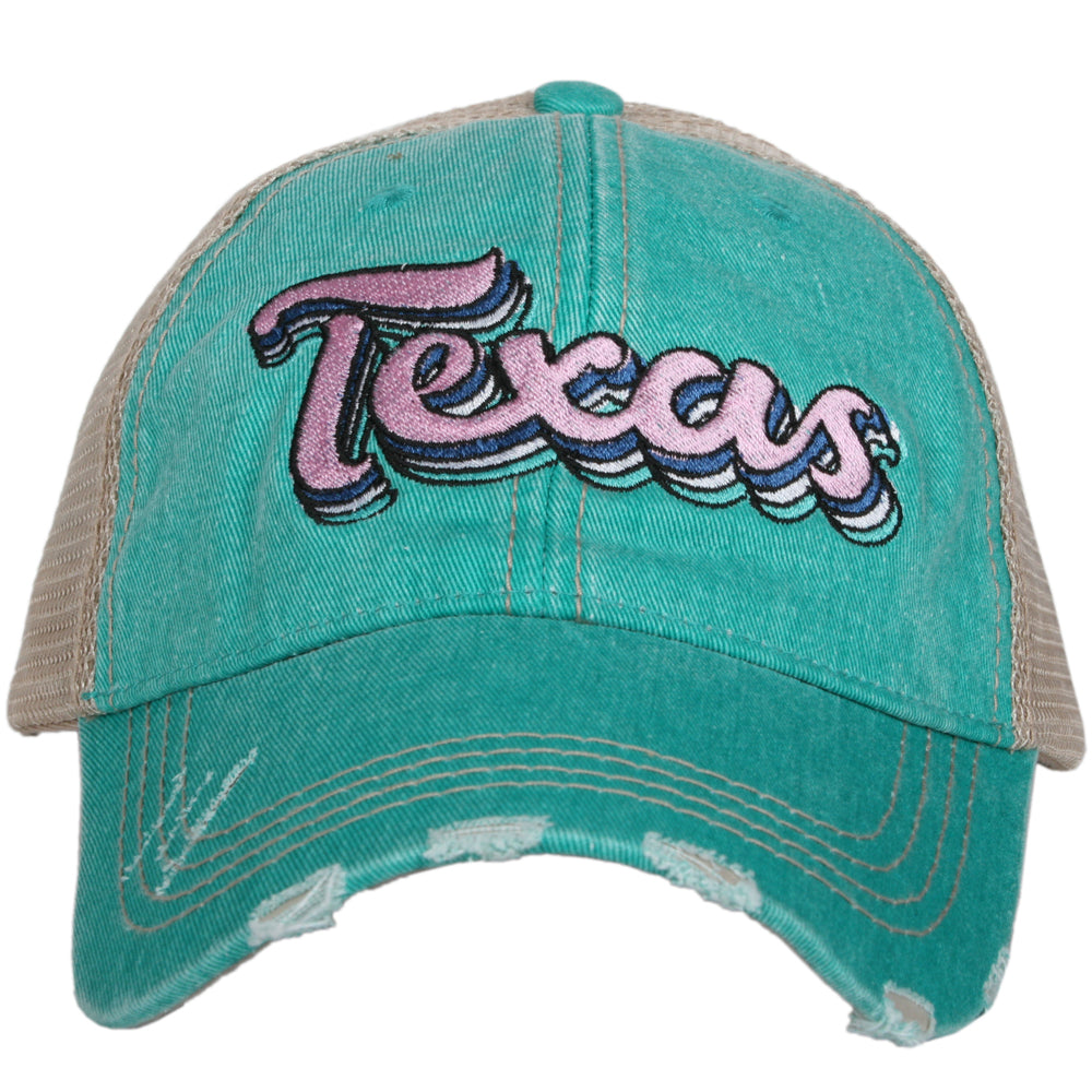 Katydid Texas Layered Wholesale Trucker Hats