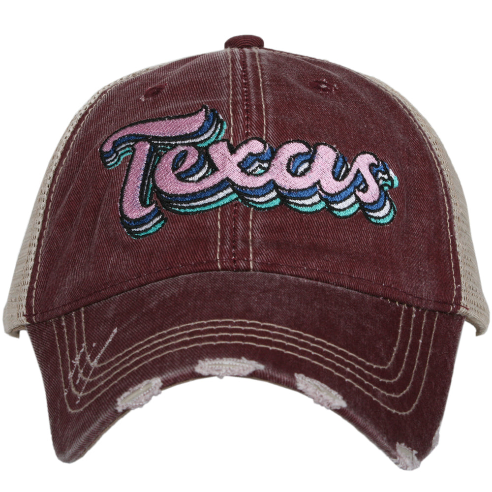 Texas Layered Wholesale Trucker Hats