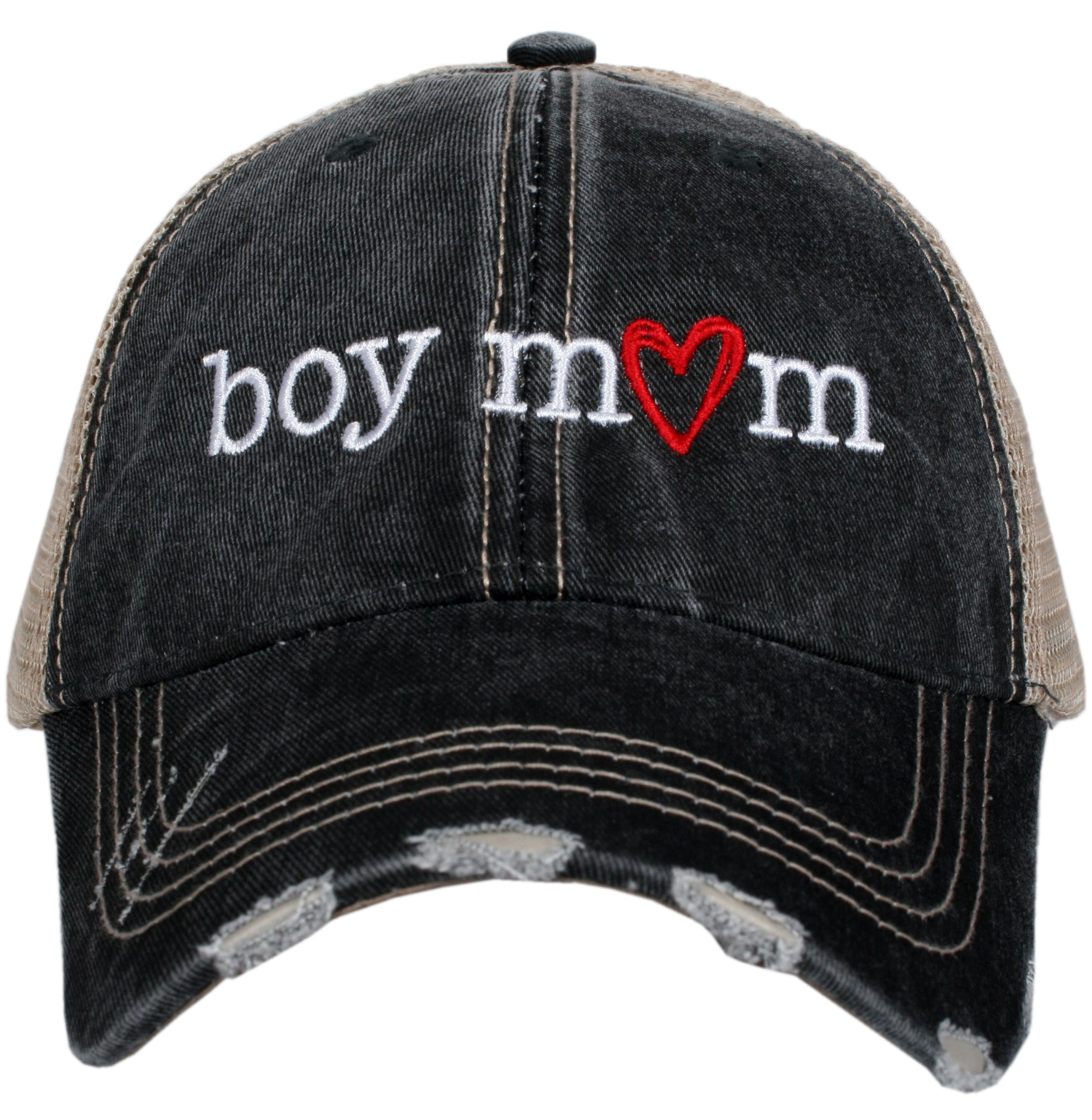 Katydid Boy Mom Wholesale Trucker Hats