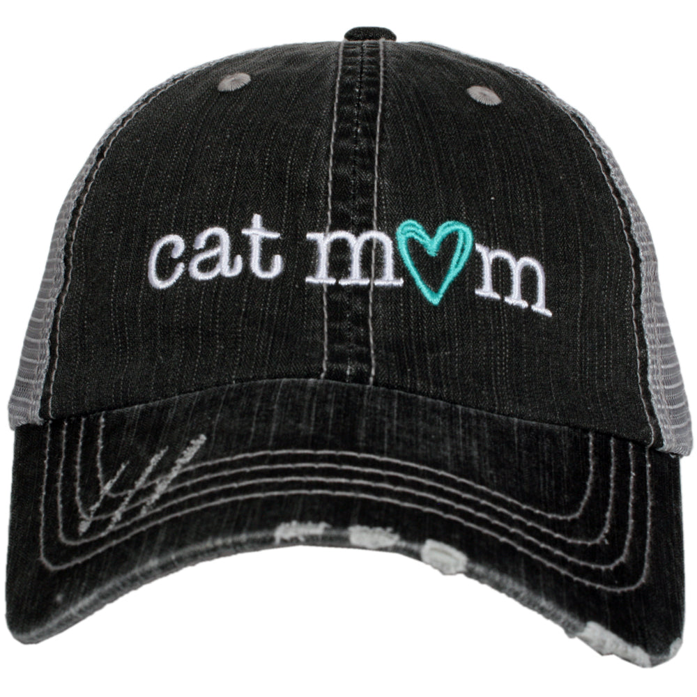 Katydid Cat Mom Wholesale Trucker Hats