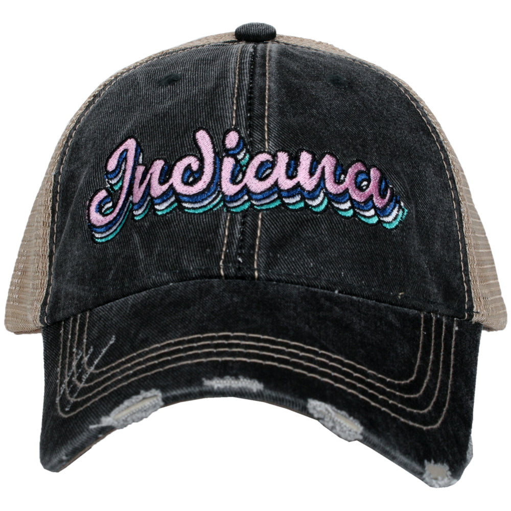 Indiana Layered Wholesale Trucker Hats