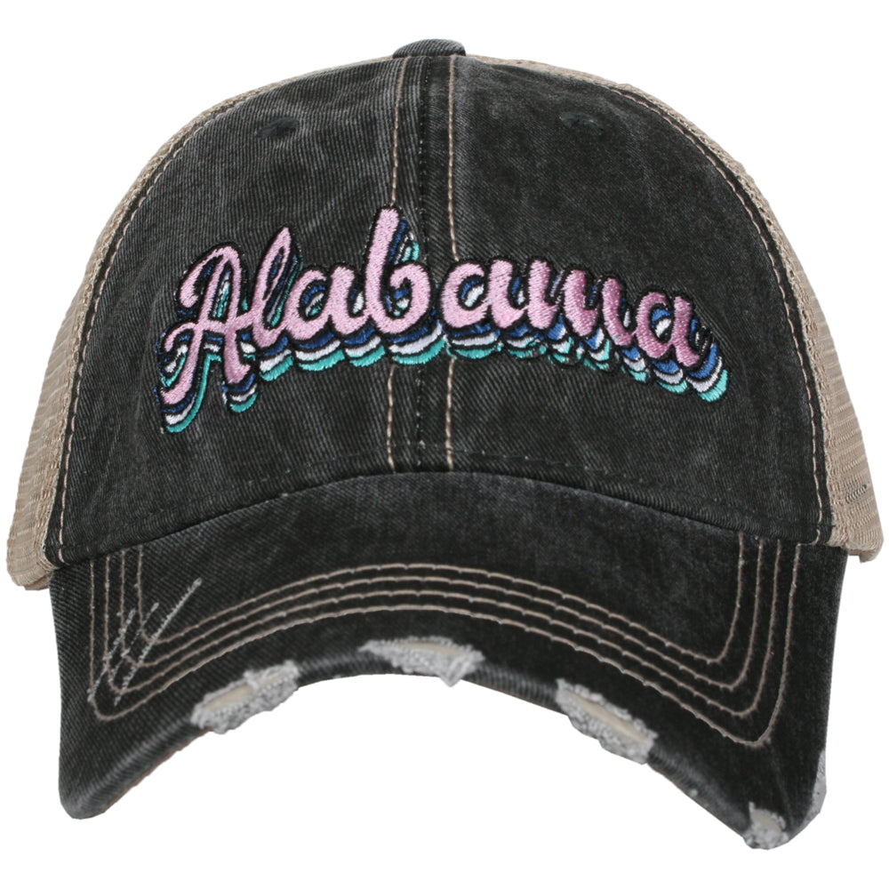 Katydid Alabama Layered Wholesale Trucker Hats