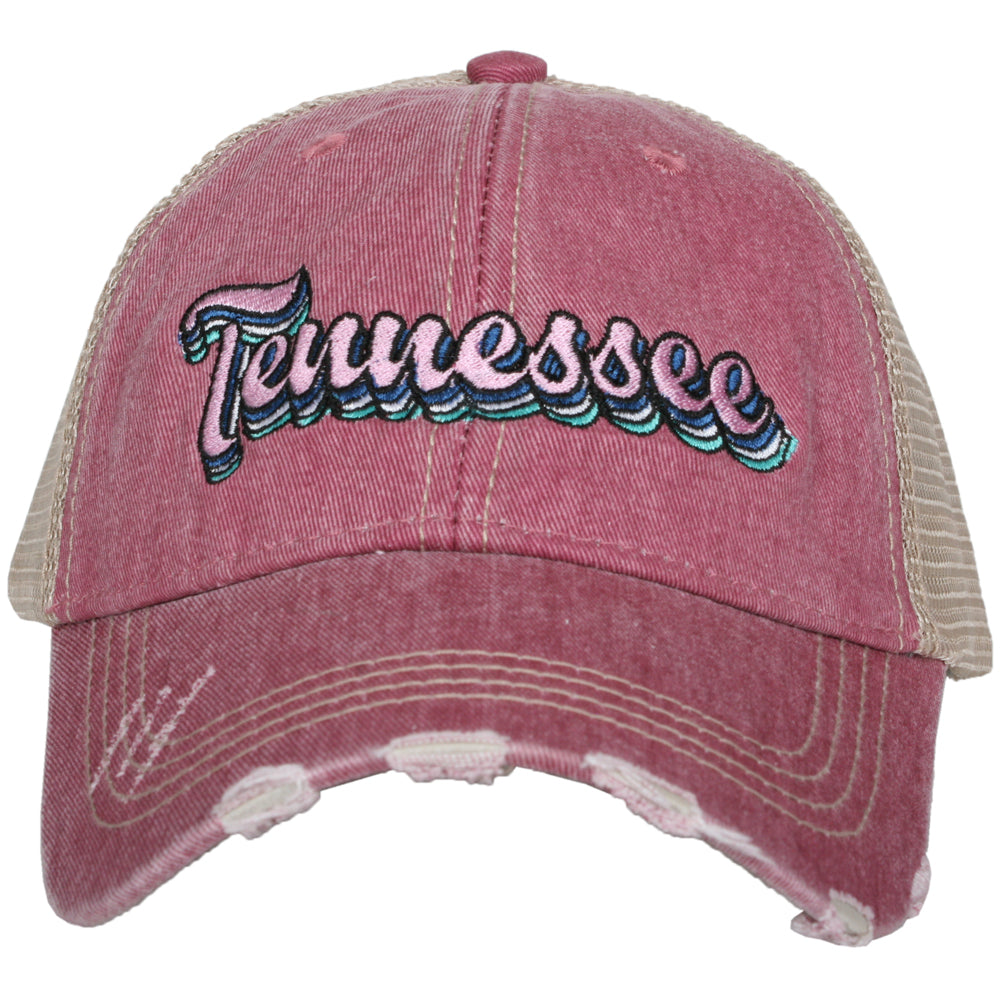 Katydid Tennessee Layered Wholesale Trucker Hats