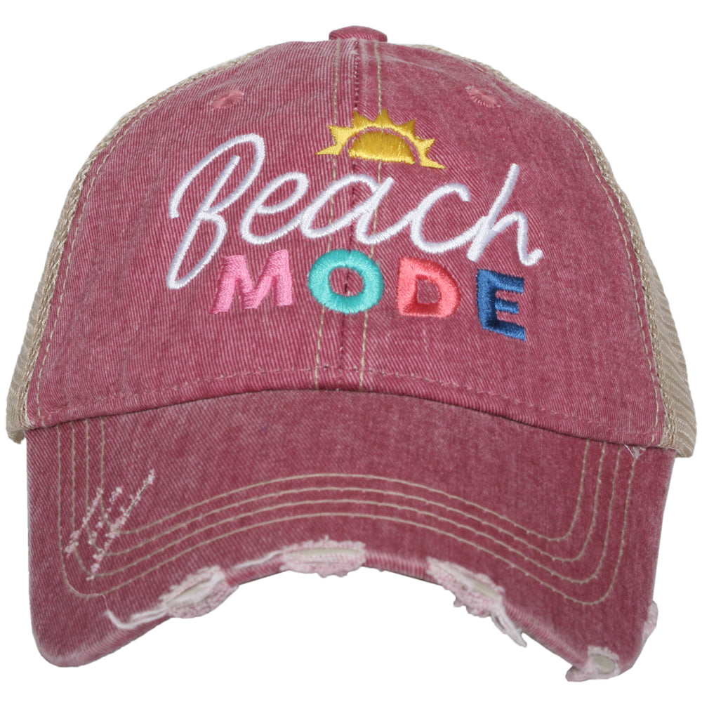 Katydid Beach Mode Wholesale Trucker Hats