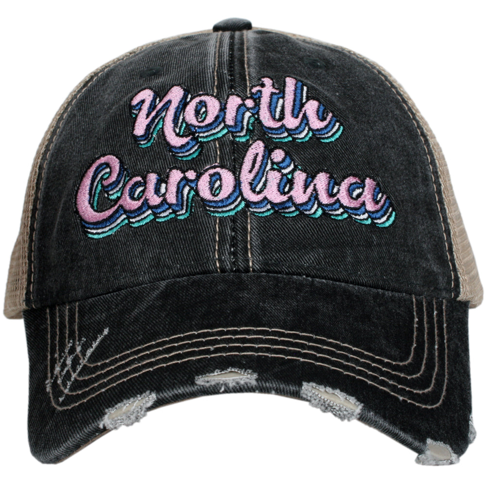 Katydid North Carolina Layered Wholesale Trucker Hats