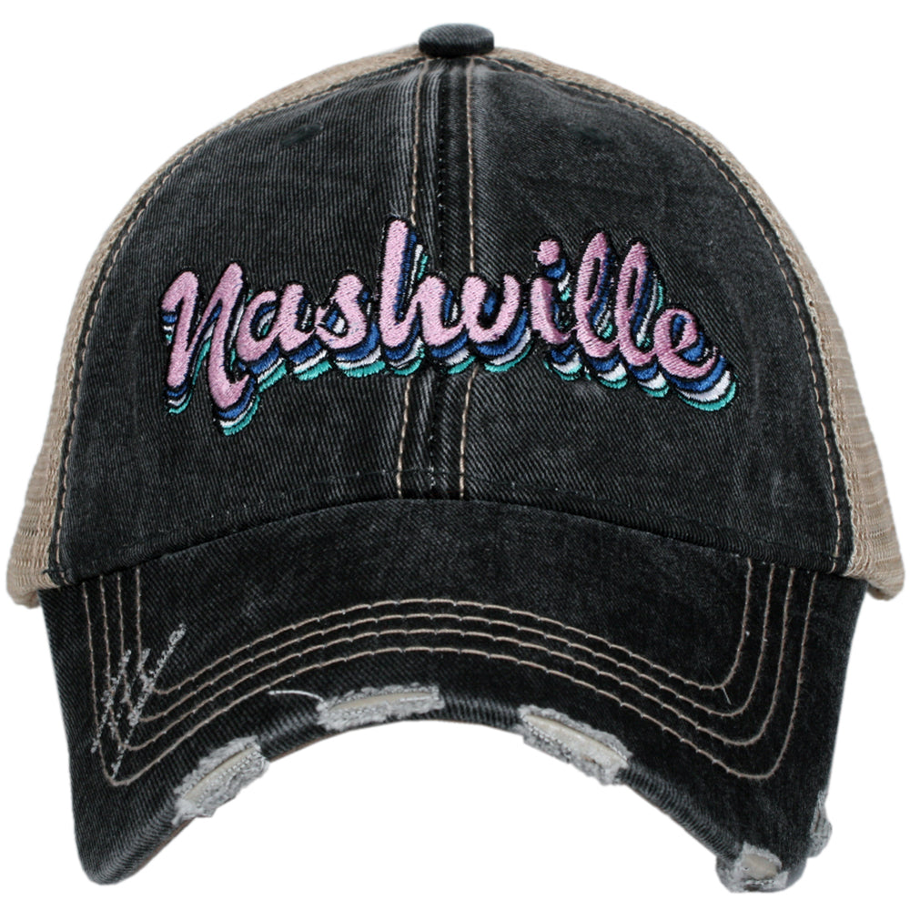 Katydid Nashville Layered Wholesale Trucker Hats