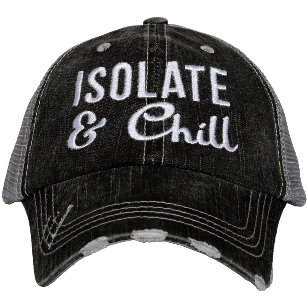 Isolate & Chill Wholesale Women's Trucker Hat
