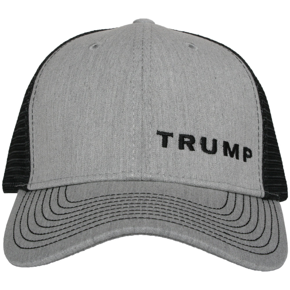Trump SIDE PANEL Wholesale Men's Trucker Hat