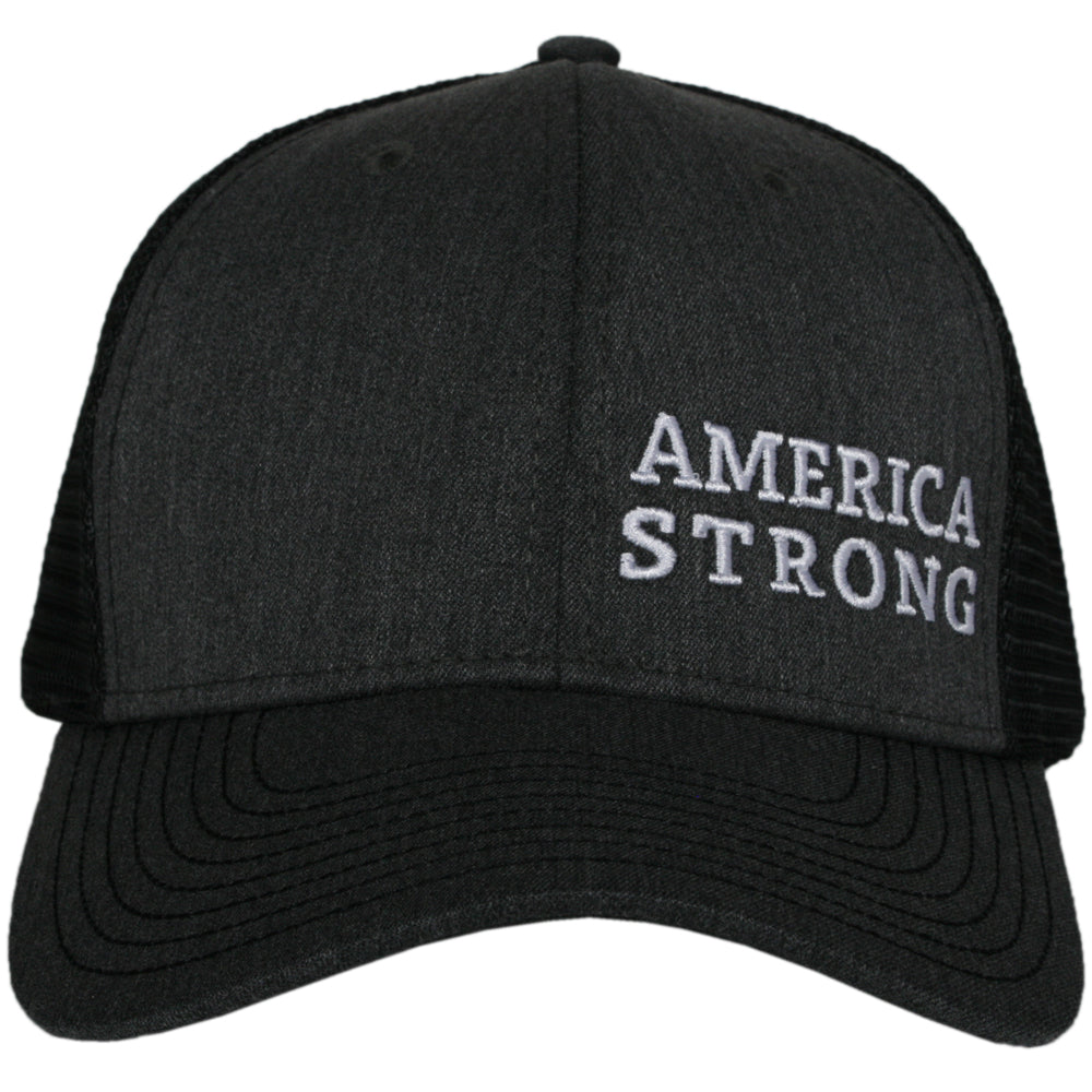 American Strong SIDE PANEL Men's Trucker Hat