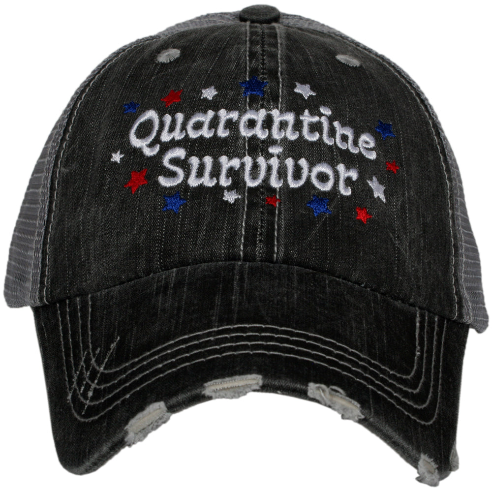 Katydid Quarantine Survivor Wholesale Trucker Hats