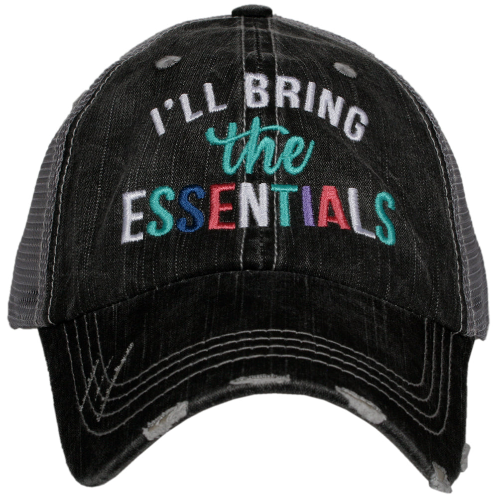 Katydid I'll Bring The Essentials Wholesale Trucker Hats