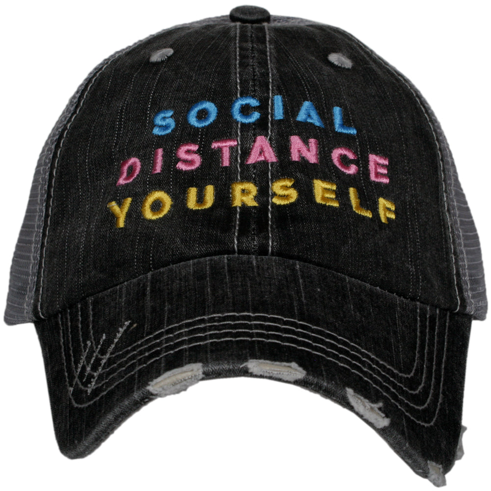 Katydid Social Distance Yourself Wholesale Trucker Hats