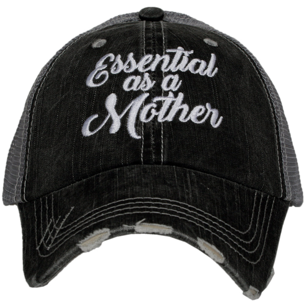 Essential As A Mother Wholesale Women's Trucker Hat