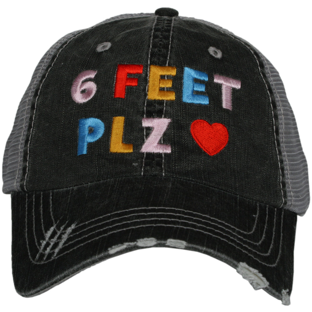 Katydid 6 Feet PLZ Wholesale Women's Trucker Hats