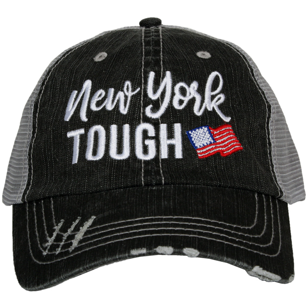 New York Tough Wholesale Women's Trucker Hat