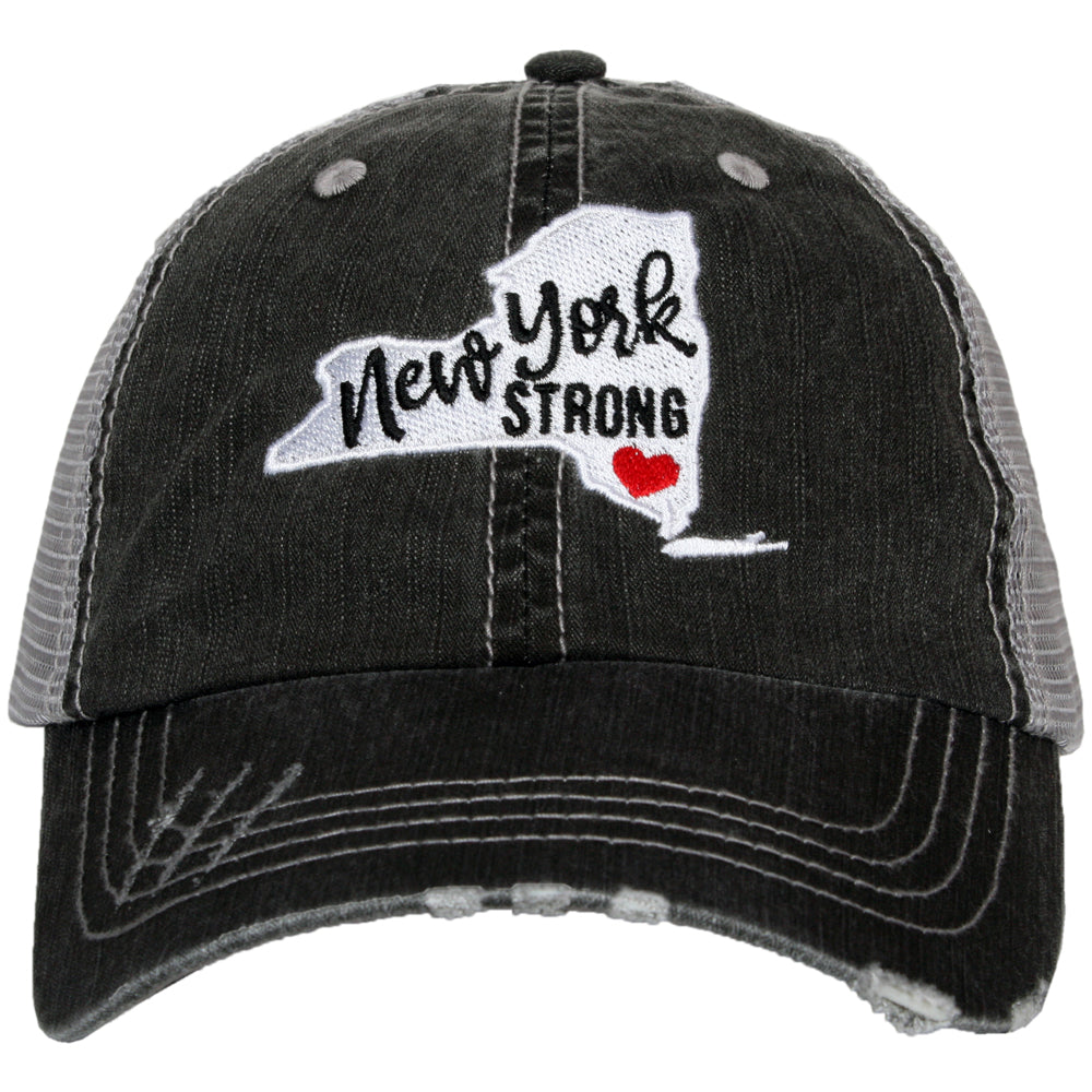 New York Strong Wholesale Women's Trucker Hat