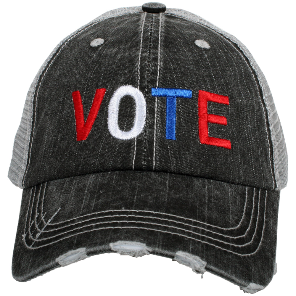 Katydid Vote Wholesale Women's Trucker Hat