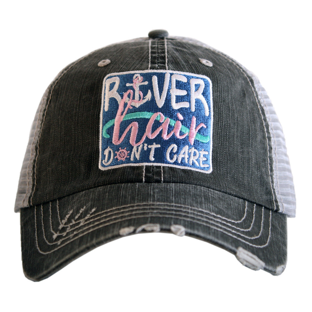 Katydid River Hair Don't Care Wholesale Women's Caps (Patch)