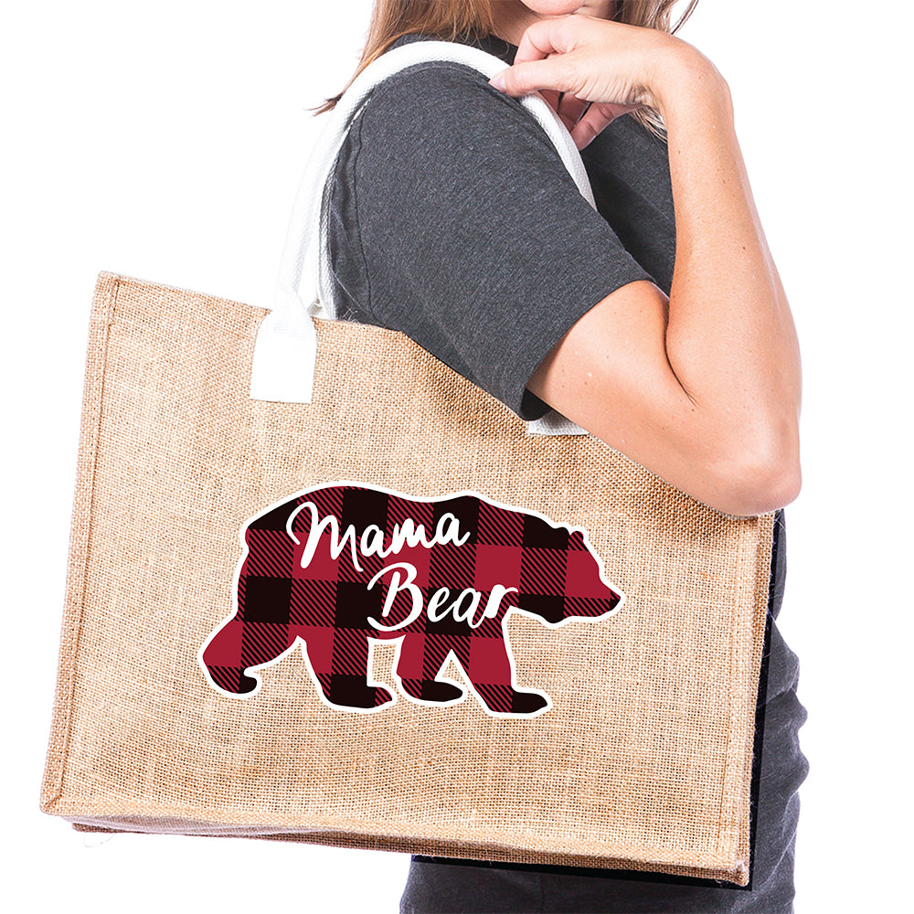 Mama Bear Wholesale Tote Bags