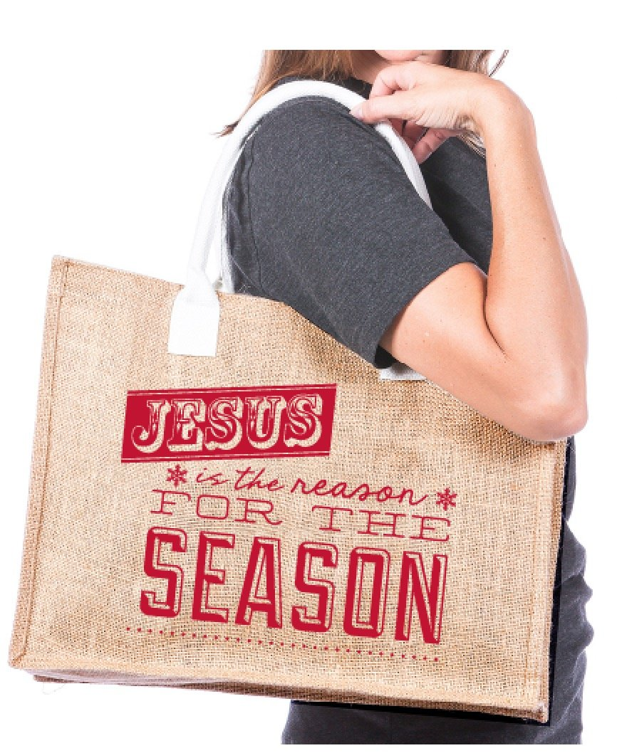 Jesus Is the Reason Wholesale Tote Bag