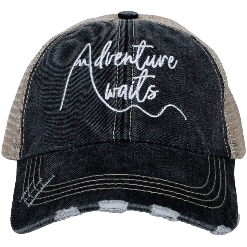 Adventure Awaits Wholesale  Trucker Hat
