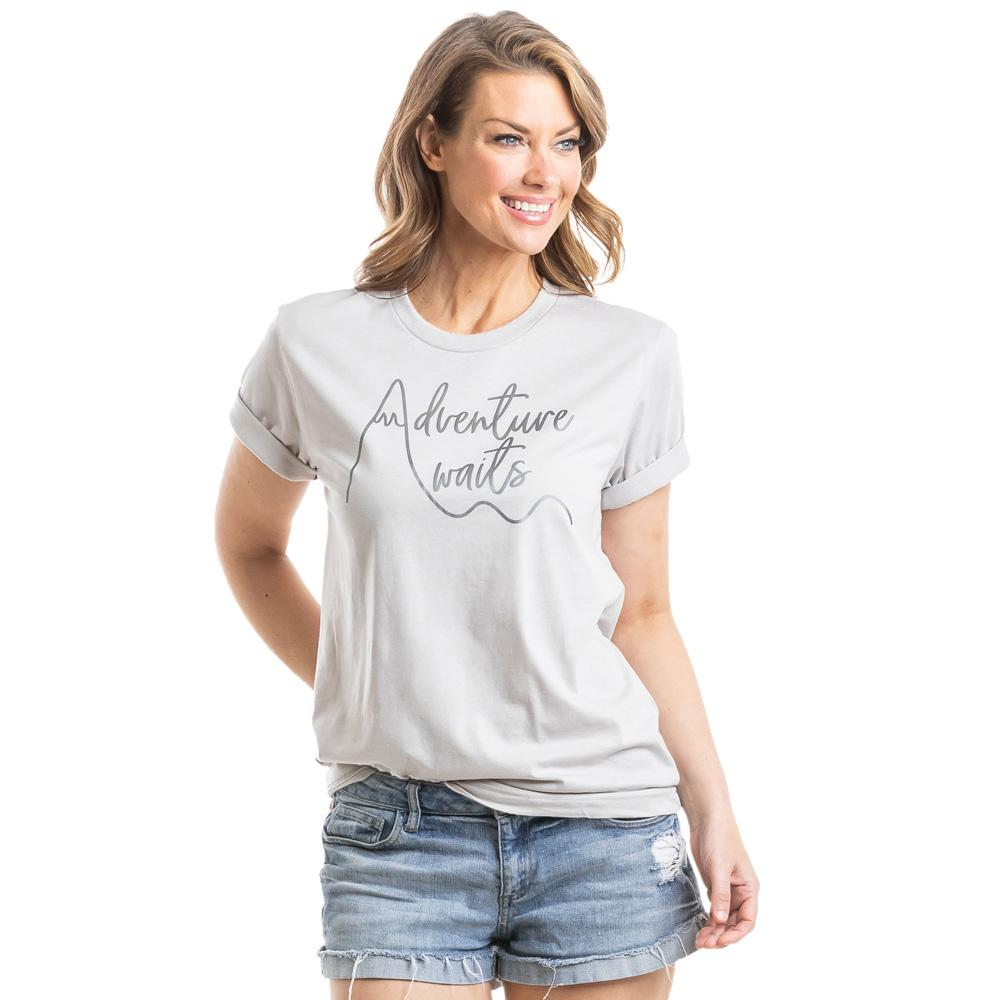 Adventure Awaits Wholesale Graphic T-Shirts